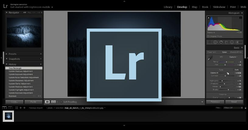 Importing photos to Lightroom on iOS will soon be less of a pain